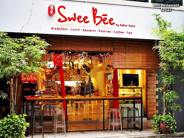 SWEE BEE CAFE BY BAKER DAVE HARTAMAS