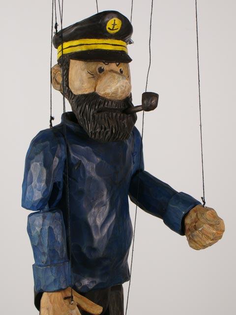 Beards!: Captain Haddock