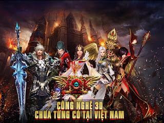 Tải Game Thần Ma KOK Cho Điện Thoại Android,game nhập vai chiến thuật