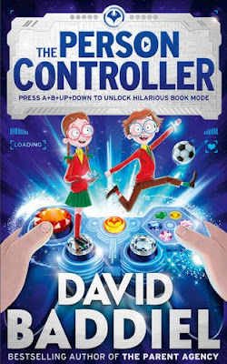 The Person Controller by David Baddiel book cover