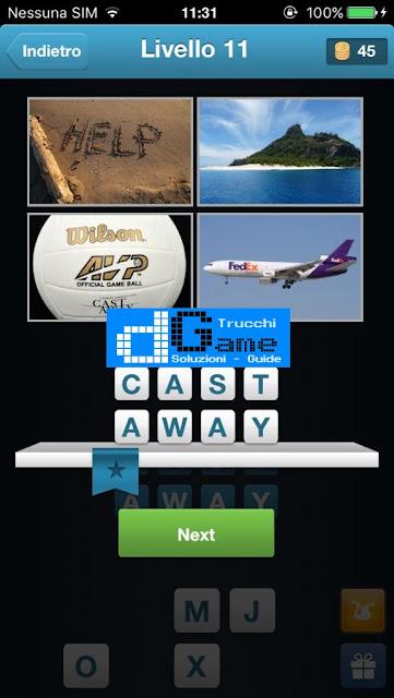 Movie Quiz (Indovinare il film) soluzione livello 11-20