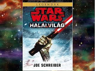 Joe Schreiber Halálvilág könyv