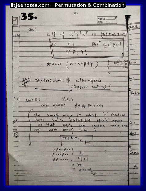 permutation and combination notes4