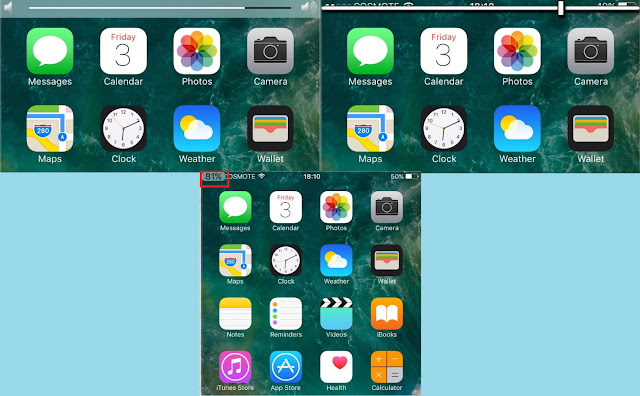 """With """"ByeByeHUD"""" you can get rid of the clunky volume HUD from your iPhone/iPad."""