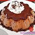 Flan de Chocolate y Café al Caramelo