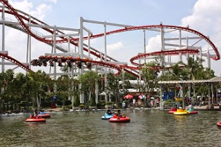 Amusement Park of Bangkok
