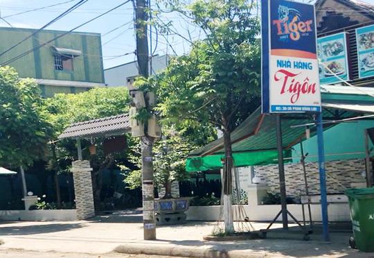 Dùng súng bắn nhau tại nhà hàng ở Quảng Ngãi 1 người bị thương nặng