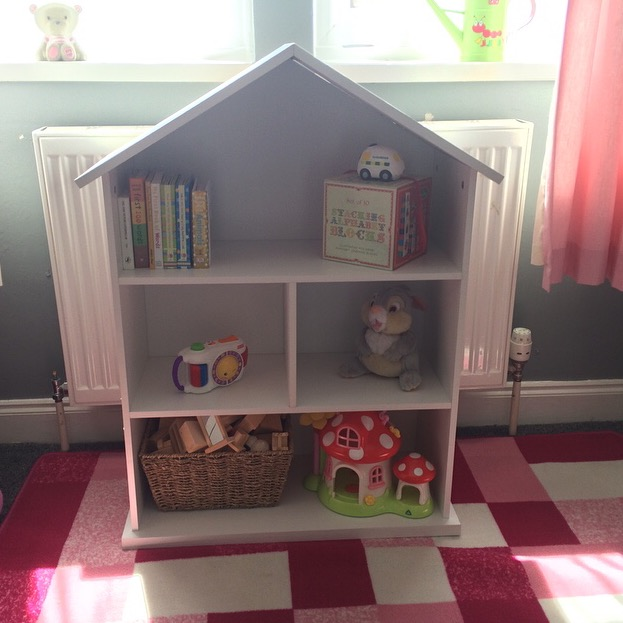 It S Called The Mia Dolls House Bookcase And Actually From Argos Got E For In Furniture Shelves To Put On