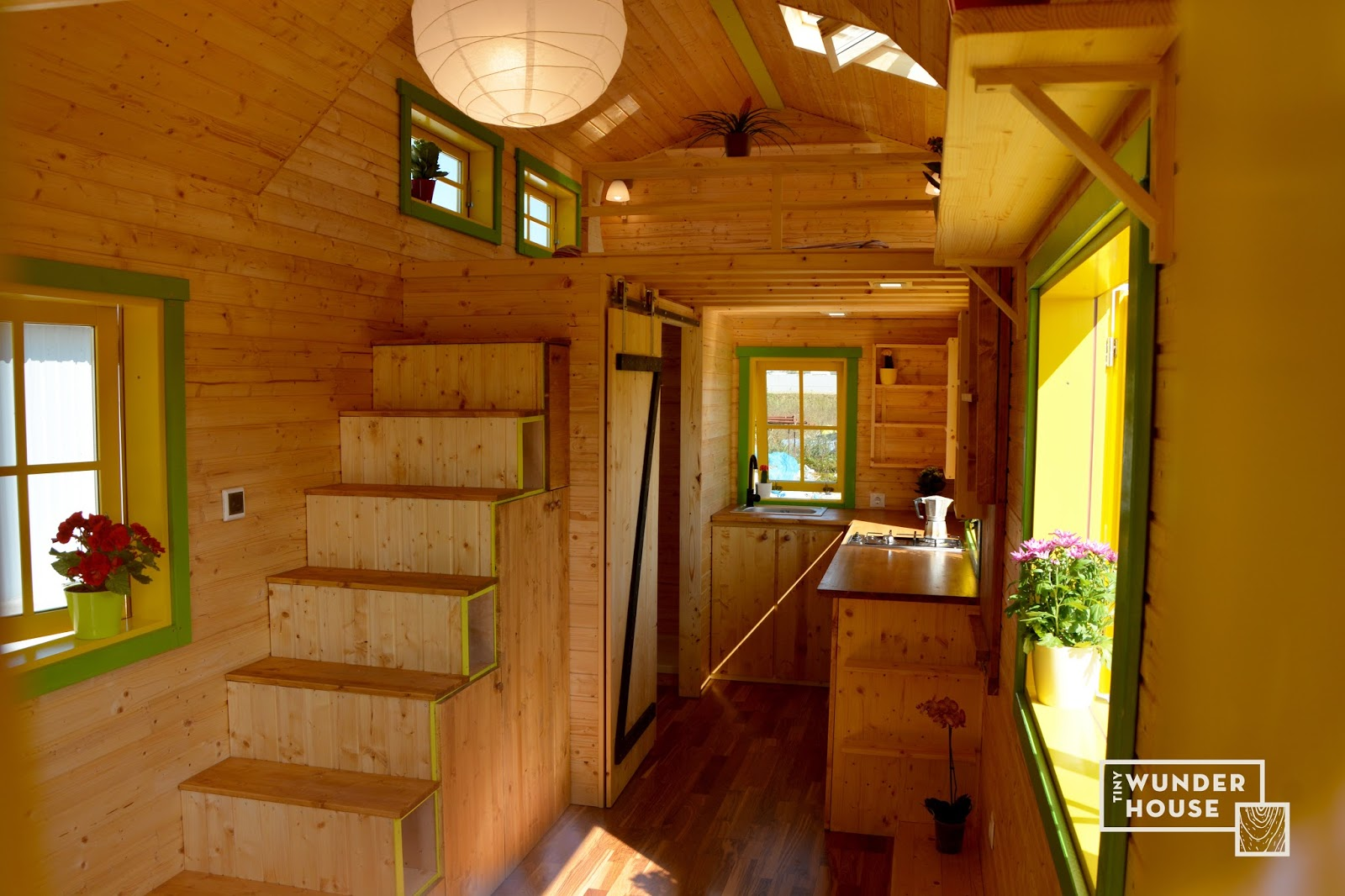 Tiny House Town The Bumblebee From Tiny Wunder House