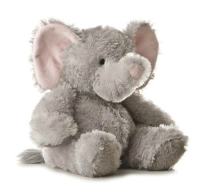 Tubbie Wubbie Plush Elephant by Aurora