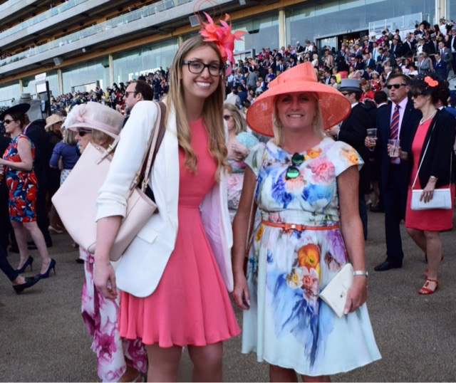 Using Colour With Confidence: Colour Confidence At Royal Ascot With Dove Invisible Dry