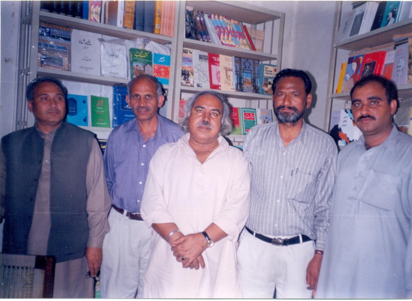 Gallery   Balbir Madhopuri