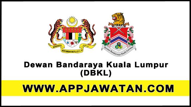 logo Dewan Bandaraya Kuala Lumpur (DBKL)