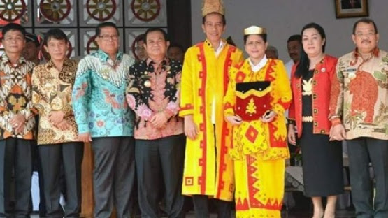 Presiden Jokowi setujui Usulan Pembangunan di Pulau Nias