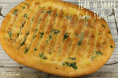 Tear 'n' Share Garlic Bread