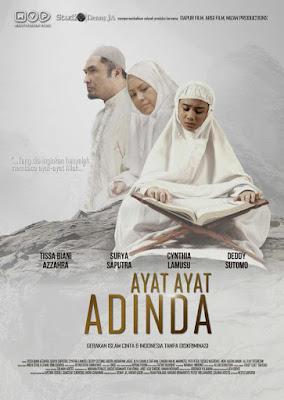 Poster Film Ayat-Ayat Adinda