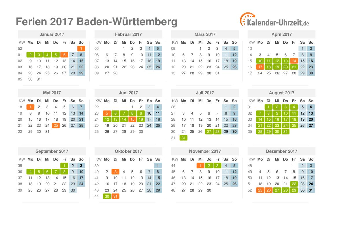 Reformationstag Feiertag Bw