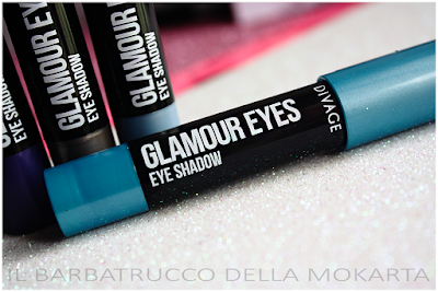 Glamour eyes eyeshadow -  DIVAGE  - StayGlam Collection Spring/Summer 2016