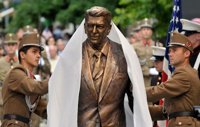 Ronald Reagan D-Day worldwartwo.filminspector.com