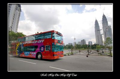 KL Hop On Hop Off Bus, Bus Tingkat Wisata, Double Decker bus, kuala lumpur, malaysia, backpacker malaysia, peta KL Hop on HOp Off City Tour