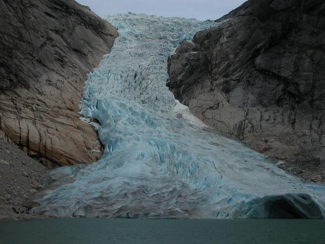 Gletscher Eis blue ice