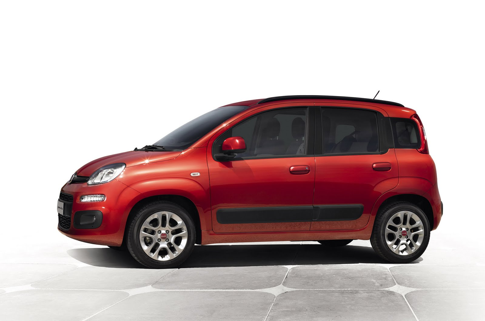 fiat returns to america all new 2012 fiat panda official pics. Black Bedroom Furniture Sets. Home Design Ideas