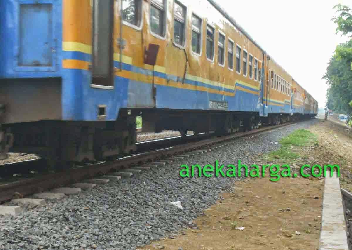 kereta api Tegal Ekspres