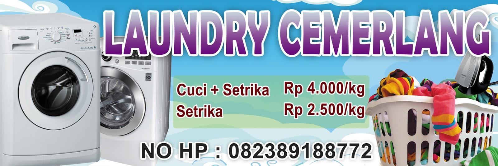 Bikin Spanduk Laundry Di Pekanbaru Print Corner