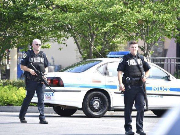 Стрілянина у торговому центрі США: є постраждалі