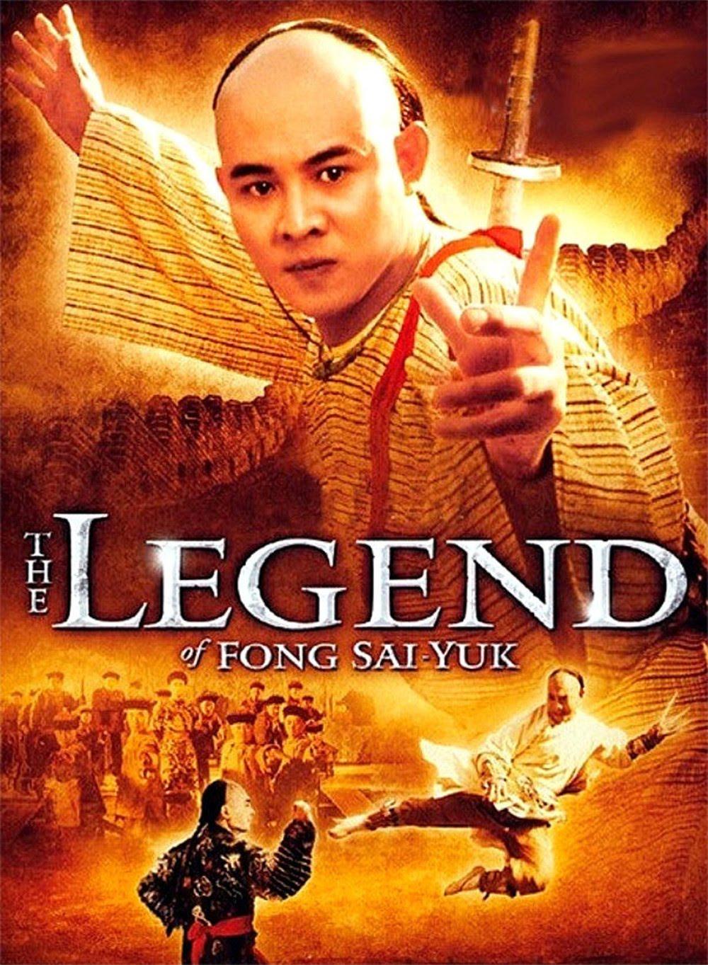 The Legend of Fong Sai-Yuk (1993) ฟงไสหยก สู้บนหัวคน
