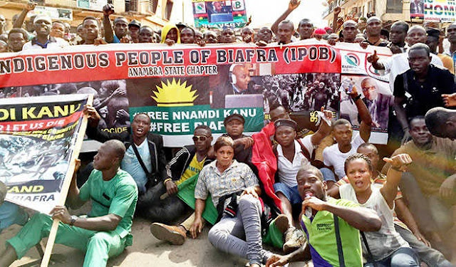 We are not involved in the struggle for Biafra – Ohanaeze Youths