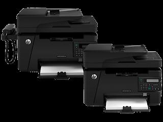 HP LaserJet Pro MFP M127fn driver descargar