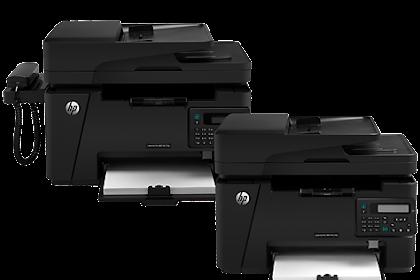 Descargar Driver HP LaserJet Pro MFP M127fn