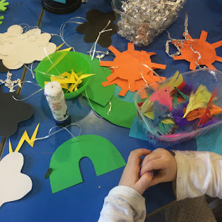 Weather cut outs and fun