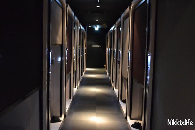 【日本。東京】住宿推介 頭等艙旅館 First Cabin Akihabara Hotel 獨遊的首選! 7