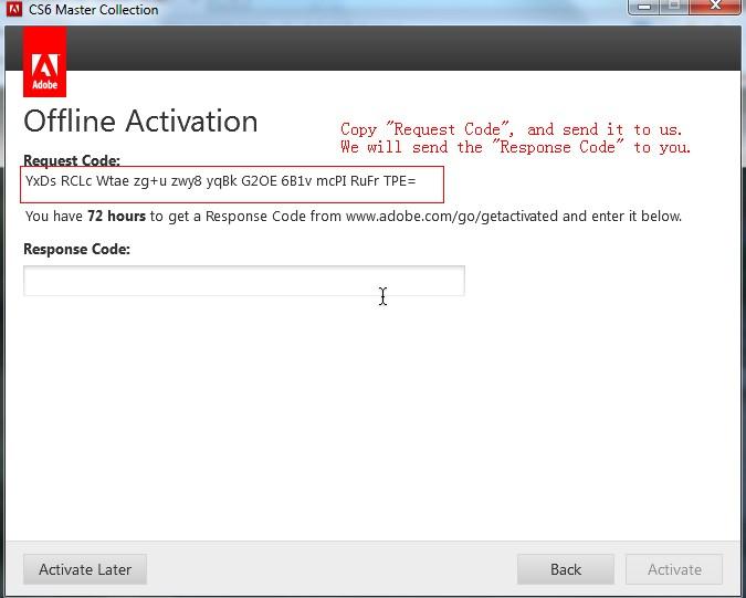 Adobe Photoshop CS6 Serial Number Download Offline Activation