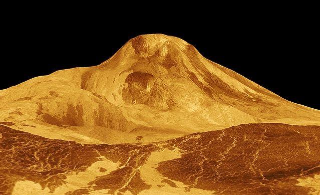 10 Fakta Unik dan Seru dari Planet Venus Yang Bisa menambah wawasan Anda