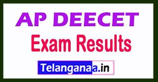 AP DEECET Results 2017 Download