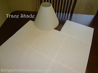 trace lamp shade