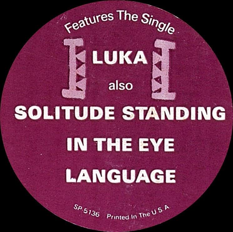 Rockronolog 237 A 1987 Solitude Standing Suzanne Vega