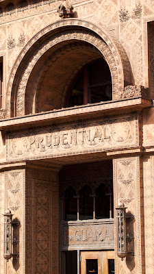 A self-guided architecture walk in downtown Buffalo: Guaranty Building