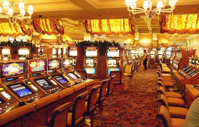 Bellagio Cassino Las Vegas