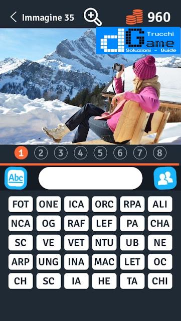 8 Parole Smontate soluzione livello 31-40