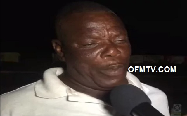 Samuel Odartey Lamptey - The diver who saw Castro and Janet Bandu's dead bodies underwater