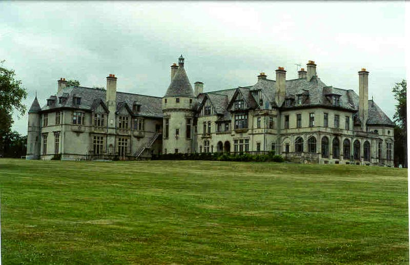 the-canterville-mansion