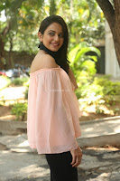 Rakul Preet Singh in lovely Pink Crop Top and Black Trousers at Jaya Janaki Nayaka success meet 037.JPG
