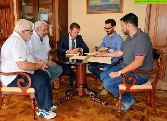 Las unitarias de La Palma promoverán el modelo de 'Escuelas de la Biosfera' en la isla