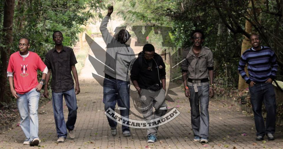 Last Year's Tragedy Kenyan Rock Bands You Should Check Out