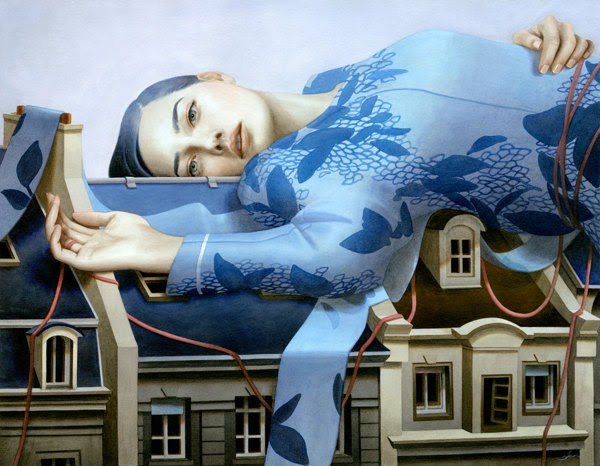 ©Tran Nguyen - A Place Procured From Our Yesteryears