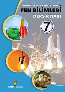 7. Sınıf Fen Bilimleri Sonuç Yayınları Ders Kitabı Cevapları